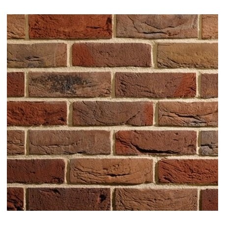 Traditional Brick & Stone Marsworth Mixture 65mm Machine Made Stock Red Light Texture Clay Brick