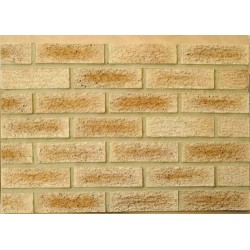 Caradale Atholl Rustic 65mm Wirecut Extruded Buff Heavy Texture Brick
