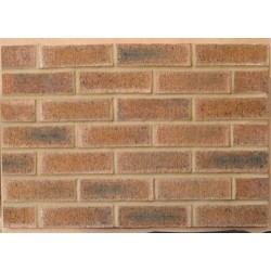Caradale Border Mixture 73mm Wirecut Extruded Red Light Texture Brick