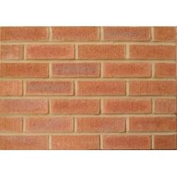 Caradale Braidwood Mixture 65mm Wirecut Extruded Red Light Texture Brick