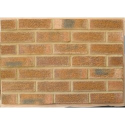 Caradale Carrick Rustic 65mm Wirecut Extruded Red Heavy Texture Brick