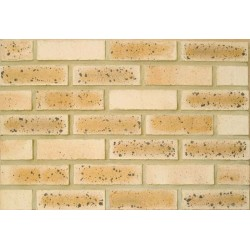 Caradale Carron Smooth 65mm Wirecut Extruded Buff Smooth Brick
