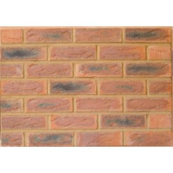 Caradale Royal Antique 65mm Wirecut Extruded Red Light Texture Brick