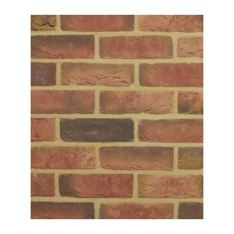Wienerberger Cantata Antique 65mm Machine Made Stock Red Light Texture Brick
