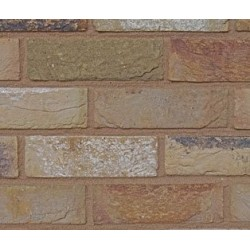 Hoskins Brick Ledbury 65mm Machine Made Stock Red Light Texture Clay Brick