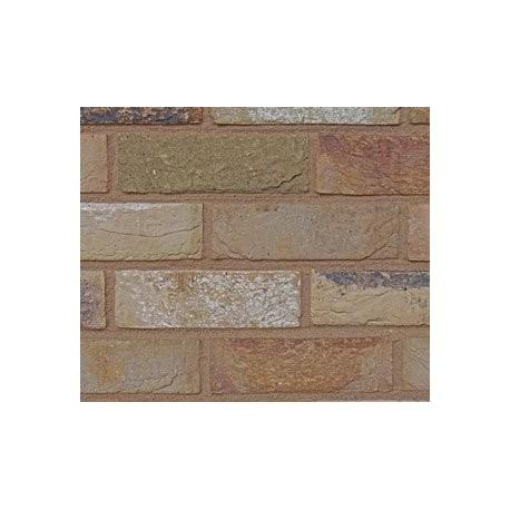 Hoskins Brick Ledbury 65mm Machine Made Stock Red Light Texture Clay Brick