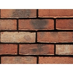 Ibstock Beamish Blend 65mm Waterstruck Slop Mould Red Light Texture Clay Brick