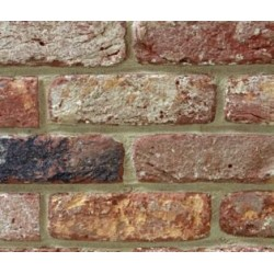Hoskins Brick Old Farmhouse Blend 65mm Machine Made Stock Red Light Texture Clay Brick