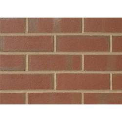 Blockleys Hadley Brindle Smooth 65mm Wirecut  Extruded Red Smooth Clay Brick