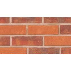 Heritage Collection Blockleys County Blend 65mm Machine Made Stock Red Light Texture Brick