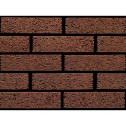 Ibstock Aldridge Multi Rustic 73mm Wirecut Extruded Red Light Texture Clay Brick