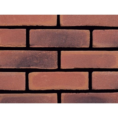 Ibstock Karisma Multi Stock 65mm Machine Made Stock Red Light Texture Clay Brick