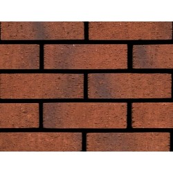 Ibstock Anglian Red Multi Rustic 73mm Wirecut Extruded Red Light Texture Clay Brick