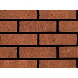 Ibstock Anglian Red Rustic 73mm Wirecut Extruded Red Light Texture Clay Brick