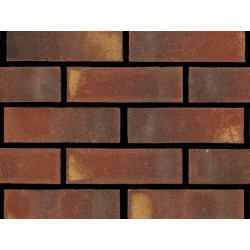 Ibstock Arcadian Antique 65mm Wirecut Extruded Red Light Texture Brick