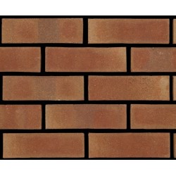 Ibstock Arcadian Autumn Blend 65mm Wirecut Extruded Red Light Texture Brick