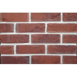 Traditional Brick & Stone Alton Red Multi 65mm Red Light Texture Clay Brick