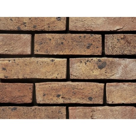 Ibstock Tonbridge Handmade Heather Grey 50mm Handmade Stock Grey Light Texture Clay Brick