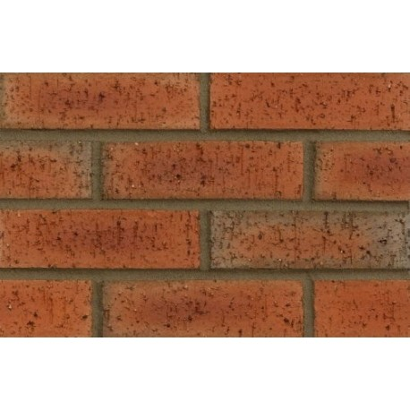 Hanson airedale multi dragfaced 65mm wirecut extruded red for Hanson brick