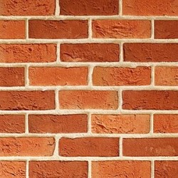 Traditional Brick & Stone Danesbury Blend 65mm Machine Made Stock Red Light Texture Clay Brick