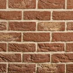 Traditional Brick & Stone Felsham Red 65mm Machine Made Stock Red Light Texture Clay Brick