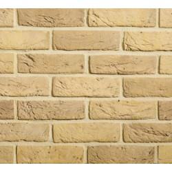 Traditional Brick & Stone Gonville Cream Multi 65mm Machine Made Stock Buff Light Texture Clay Brick