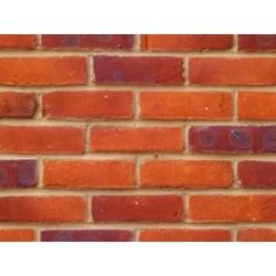 Bovingdon Berry Light Multi 65mm Machine Made Stock Red Light Texture Clay Brick