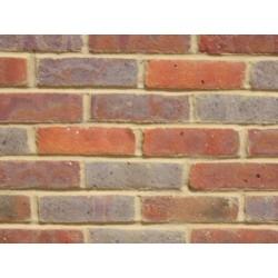 Bovingdon Berry Multi Mid - Range 65mm Machine Made Stock Red Light Texture Clay Brick