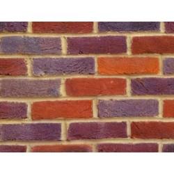 Bovingdon Handmade Imperial Tudor 65mm Handmade Stock Red Heavy Texture Clay Brick