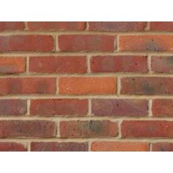 Bovingdon Rustic On The Red -Side 65mm Machine Made Stock Red Light Texture Clay Brick