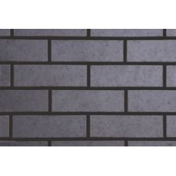Ketley Brick Staffordshire Blue Class A Perforated 65mm Wirecut  Extruded Blue Smooth Clay Brick