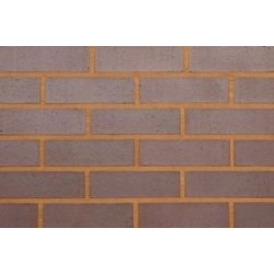 Ketley Brick Staffordshire Brown Brindle Class A 65mm Wirecut  Extruded Brown Smooth Clay Brick
