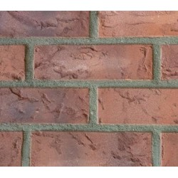 ET Clay Products Stapleford Red Mix 65mm Wirecut Extruded Red Light Texture Clay Brick