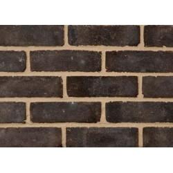 Freshfield Lane Anthracite 65mm Machine Made Stock Black Light Texture Clay Brick