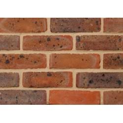 Freshfield Lane First Quality Multi 65mm Machine Made Stock Red Light Texture Clay Brick