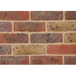 Freshfield Lane Richmond Blend 65mm Machine Made Stock Red Light Texture Clay Brick
