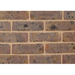 Freshfield Lane Selected Dark 65mm Handmade Stock Brown Light Texture Clay Brick