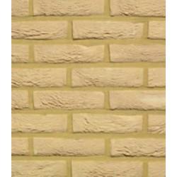 Forum Desimpel UK Forum Gold 65mm Machine Made Stock Buff Light Texture Clay Brick