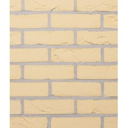 Forum Desimpel UK Forum White 65mm Machine Made Stock Buff Light Texture Clay Brick
