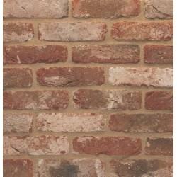Retro Desimpel UK Retro Barn Stock 65mm Machine Made Stock Red Light Texture Clay Brick
