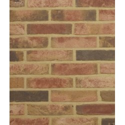 Traditional Desimpel UK Cantata Antique 50mm Machine Made Stock Red Light Texture Brick