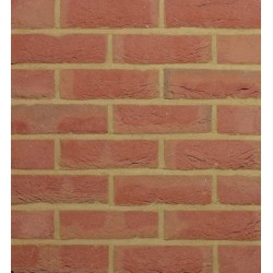 Traditional Desimpel UK Corbusier Blend 65mm Machine Made Stock Red Light Texture Clay Brick