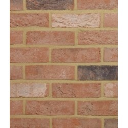 Traditional Desimpel UK Hamlet Antique 65mm Machine Made Stock Red Light Texture Clay Brick