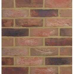 Traditional Desimpel UK Heritage Blend 65mm Machine Made Stock Red Light Texture Clay Brick