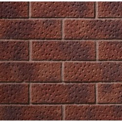 Carlton Brick Brodsworth Mixture 65mm Wirecut Extruded Red Light Texture Clay Brick