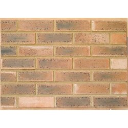 Caradale Bracken Smooth 73mm Wirecut Extruded Red Smooth Brick