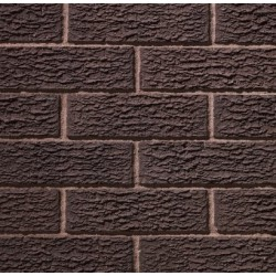 Carlton Brick Brown Rustic 65mm Wirecut Extruded Brown Heavy Texture Clay Brick