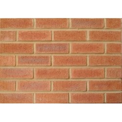Caradale Braidwood Mixture 65mm Wirecut Extruded Red Light Texture Brick