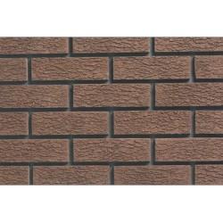 Carlton Brick Brown Rustic 73mm Wirecut Extruded Brown Heavy Texture Brick