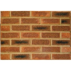 Caradale Royal Rustic 65mm Wirecut Extruded Red Heavy Texture Brick